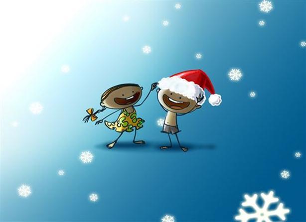 HD и широкоформатные рождественские обои скачать бесплатно