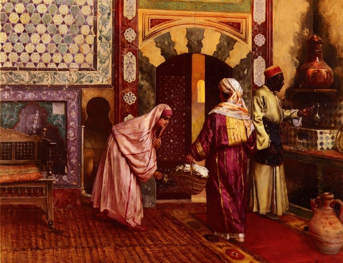 0016-rudolf-ernst-the-hammam (700x537, 331Kb)