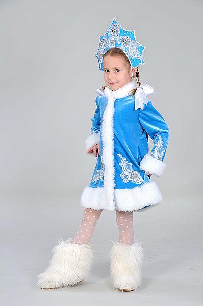 Выкройка костюм снегурочки своими руками фото быстро