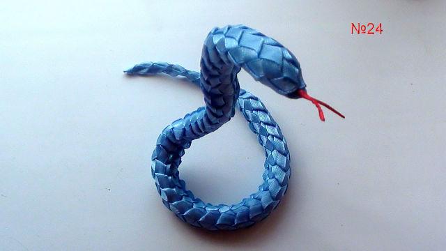 Как сделать змейку из профиля