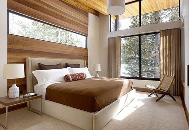 Cовременный стиль в дизайне спальной комнаты