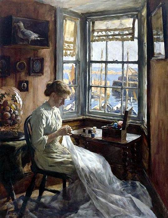 Elizabeth A.Stanhope Forbes (1859-1912) (538x700, 318Kb)