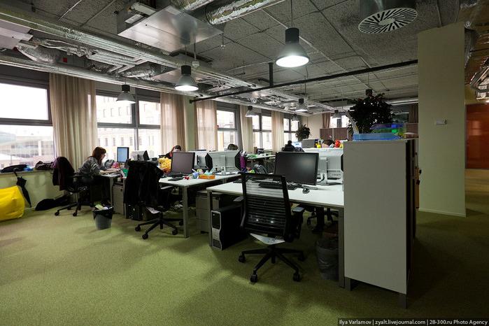 офис гугл в москве фото 9 (700x466, 125Kb)