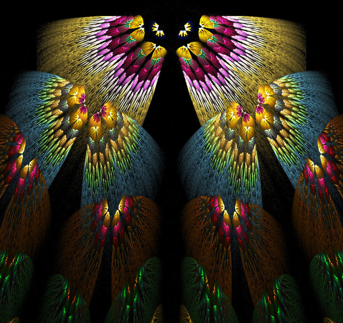 Butterflies_Fractal_by_trashydragon (700x658, 187Kb)