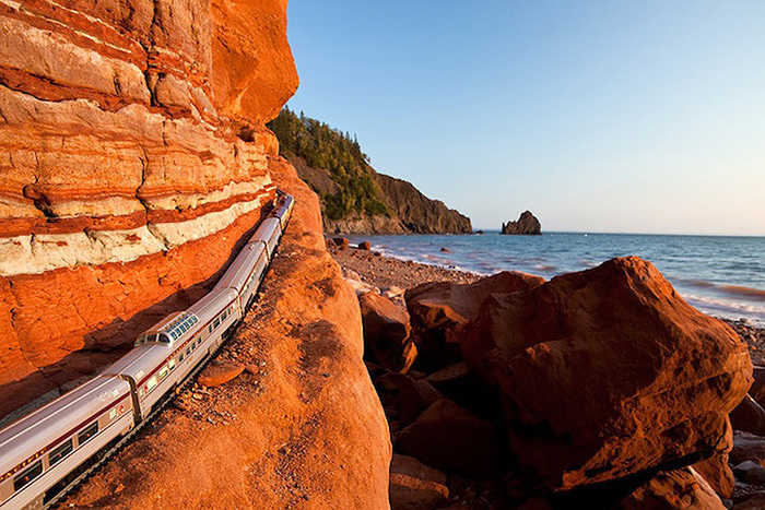 модель поезда канадец фото 7 (700x467, 199Kb)