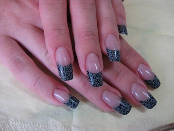 Нарощенные ногти фото новый дизайн