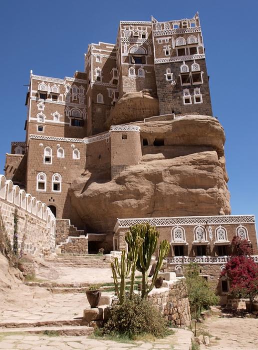 дворец имама йемен фото 6 (517x700, 316Kb)
