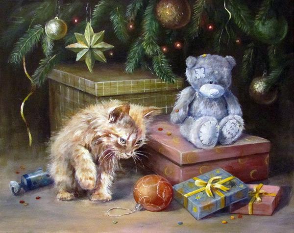 Нежданный подарок (600x475, 116Kb)