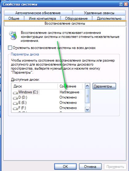Кроме средства восстановления системы Windows XP предоставляет возможность восстановления реестра. и.