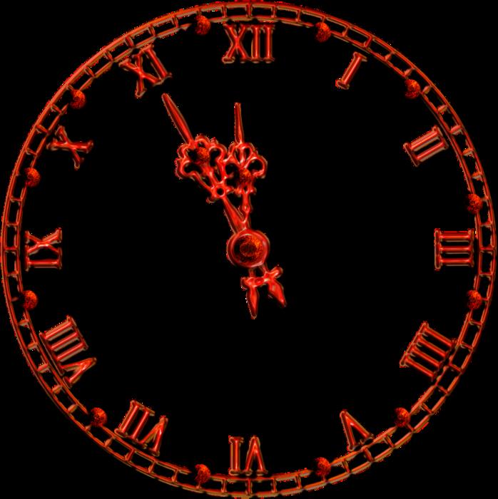 clock 7 (698x700, 352Kb)