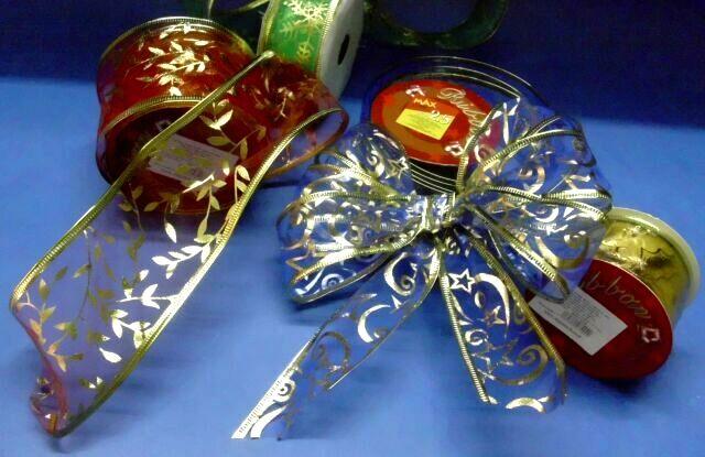 Банты новогодние своими руками фото