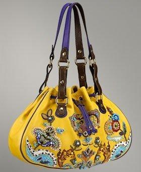 手工布包包也非常漂亮 - maomao - 我随心动
