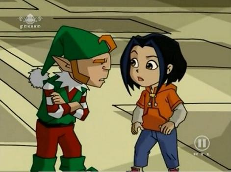 Приключения Джеки Чана: Рождественская команда спасения/Jackie Chan Adventures: A Jolly J Team X Mas