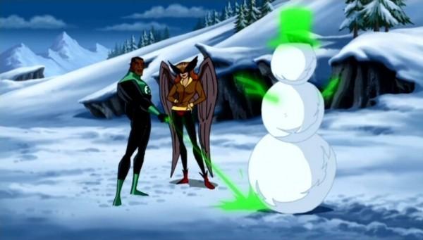 Лига справедливости: Счастье и покой/Justice League: Comfort and Joy