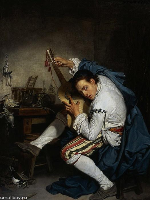 Гитарист, 1757 (525x700, 88Kb)