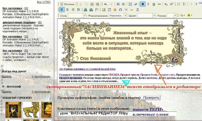 урок визуальный РЕДАКТОР ЛИру 4 (700x419, 77Kb)
