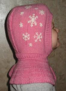 Схемы вязания детских платьев на однофонтурной машине