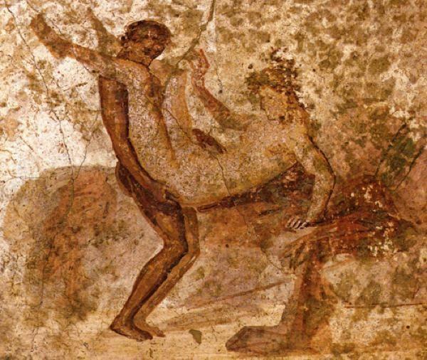 По словам профессора, секс в Древнем Риме считался величайшим.