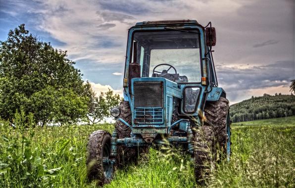 старый трактор/4348076_384008 (596x380, 276Kb)