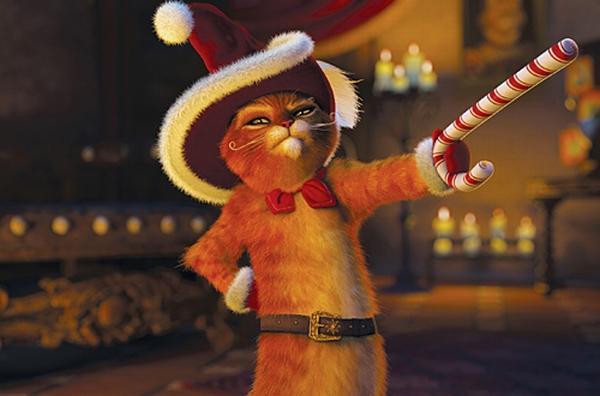 Шрек: Рождество