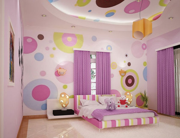 Girls-Bedroom-and-Living-room1 (600x460, 63Kb)