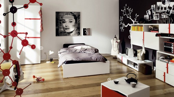 trendy-teen-bedroom1 (600x336, 64Kb)