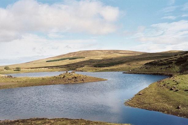 Лохарима, исчезающее озеро в Ирландии
