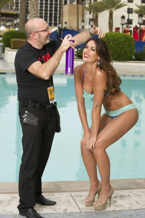 19 декабря в Лас Вегасе пройдет конкурс Мисс Вселенная 2012. Всего