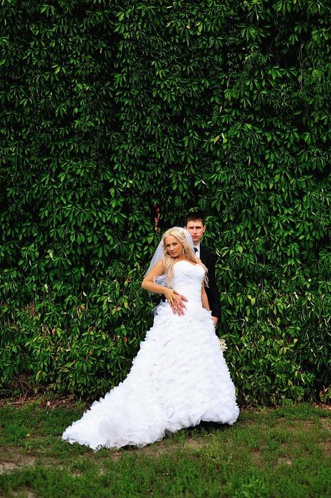 красивая свадьба 2013 года