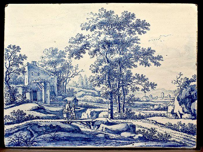 800px-WLANL_-_Artshooter_-_Landschap_met_rivier (700x525, 149Kb)