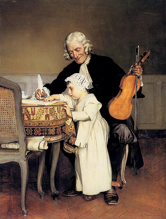charlemont_eduard_the_music_lesson_www_nevsepic_com_ua (531x700, 420Kb)