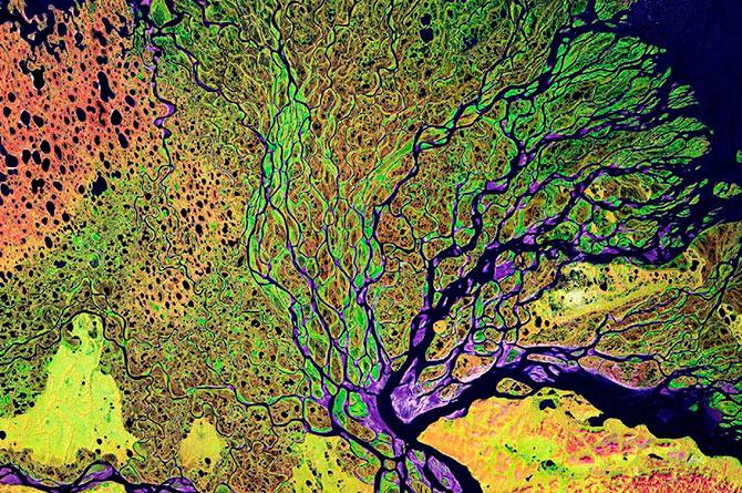 наса фотографии земли из космоса (670x445, 222Kb)