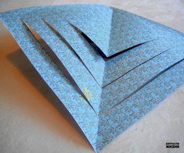 Объемные звездочки из бумаги своими руками схемы