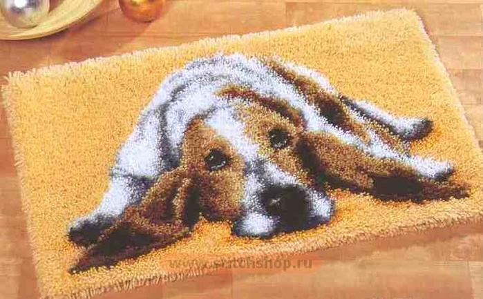 Вышивка ковровой техникой, к которой относится вышивка не только ковров, но и красивых картин и подушек...