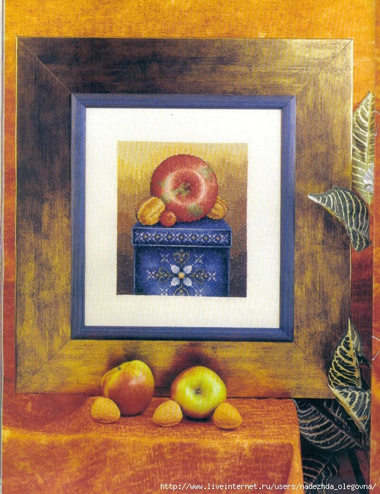 яблоко карт (539x700, 375Kb)