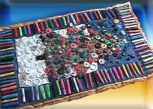 Массажный коврик в детский сад фото