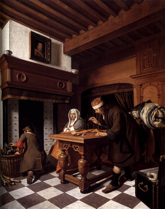 4000579_Man_Cornelis_de__A_Man_Weighing_Gold__c__16701 (553x700, 295Kb)