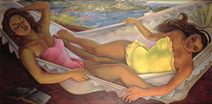 The Hammock, 1956 (700x345, 63Kb)