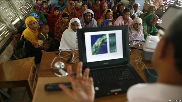 плавучиеш школы бангладеш фото 3 (700x393, 91Kb)