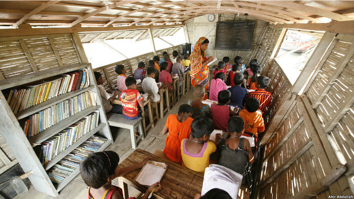 плавучиеш школы бангладеш фото 7 (700x393, 143Kb)
