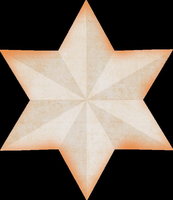 Paper star (608x700, 300Kb)