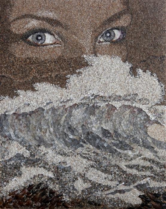 картины из песка и ракушек светлана иванченко (555x700, 380Kb)