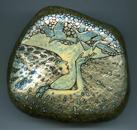 Поделка своими руками из камней
