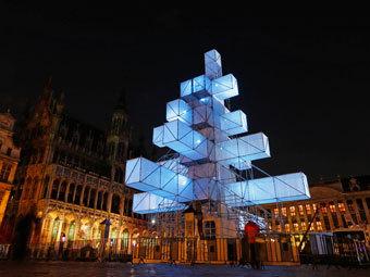 Бельгия - кубическая ёлка (340x255, 25Kb)
