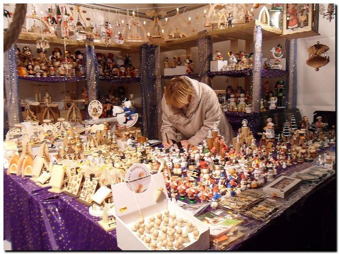 Больная рождественская ёлка Дрездена. 11589