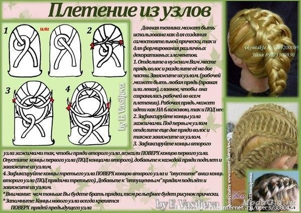 Плетение французских кос (схемы, описания) everlastpro.ru
