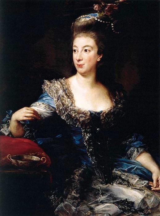Батони (Batoni Pompeo) Помпео Джироламо (1708-1787), известный итальянский живописец стиля рококо и неоклассицизма.