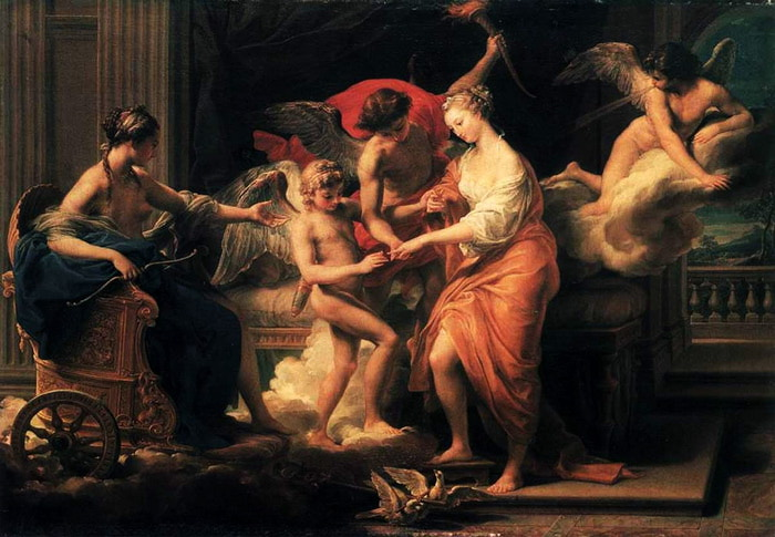 «Бракосочетание Амура и Психеи» 1756 (700x485, 100Kb)