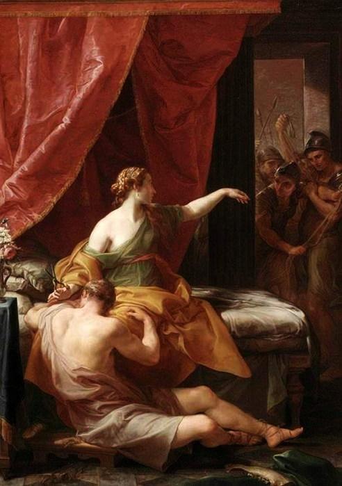 «Самсон и Далила» (492x700, 85Kb)