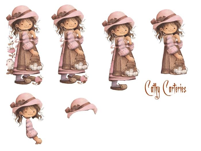 petite fille marron et rose (700x525, 146Kb)
